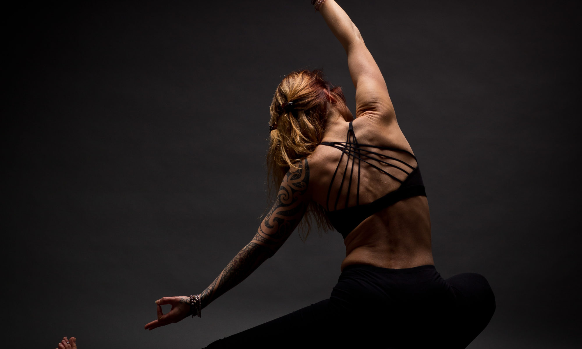 Power Yoga Rianne Sevink